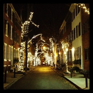 the prettiest street in philadelphia