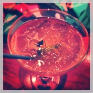 Margaritas at El Vez in Philadelphia