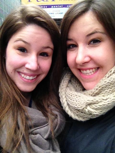 Lindsay Tharp & Emily Tharp NYC